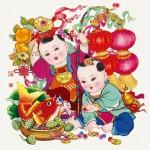 杨柳青年画创作5