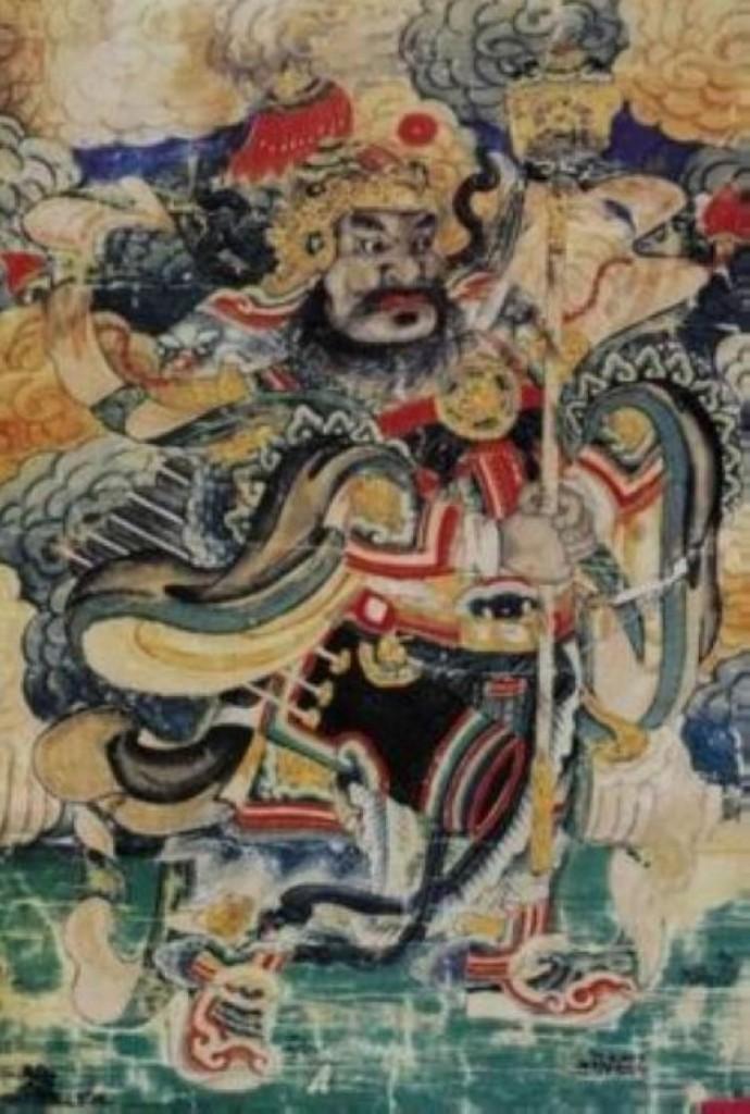 秦叔宝怎么死的_年画欣赏之大神们 | 就爱杨柳青青,杨柳青年画