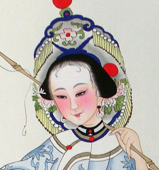 杨柳青木版年画女性形象分析