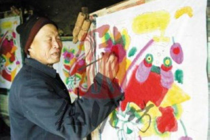 杨柳青年画制作工艺与绘画技法